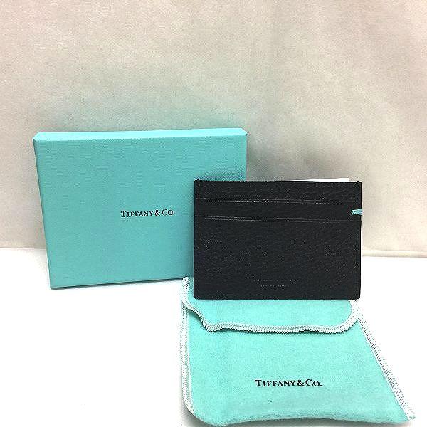 Tiffanyのカードケース