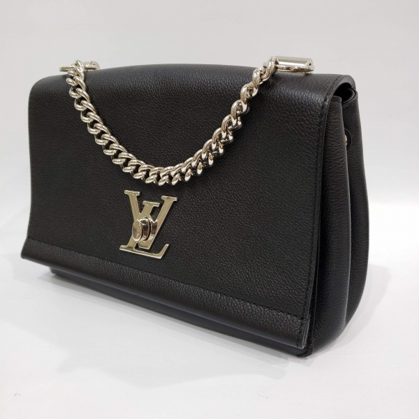 LOUIS VUITTON/ルイヴィトン チェーンショルダーバッグ ロックミーⅡ BB M51200  側面の写真