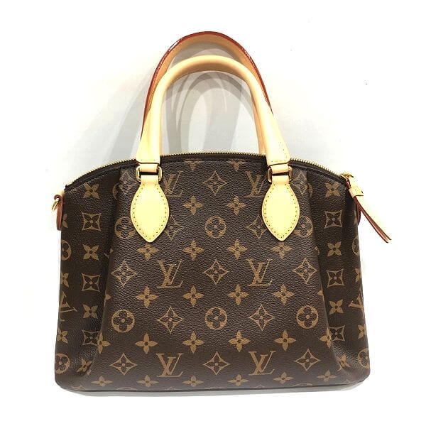 LOUIS VUITTON/ルイヴィトン 2wayバッグ リボリーPM M44543 モノグラム 側面の写真