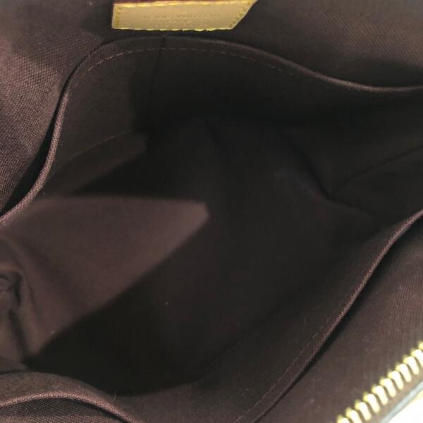 LOUIS VUITTON/ルイヴィトン 2wayバッグ リボリーPM M44543 モノグラム 中身または上からの写真