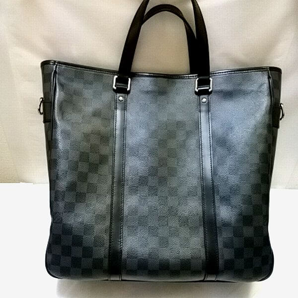 LOUIS VUITTON/ルイヴィトン 2wayバッグ タダオ N51192 ダミエ グラフィット 全体の写真
