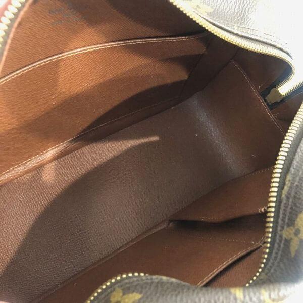 LOUIS VUITTON/ルイヴィトン ハンドトートバッグ シテMM FL1002 モノグラム 中身または上からの写真