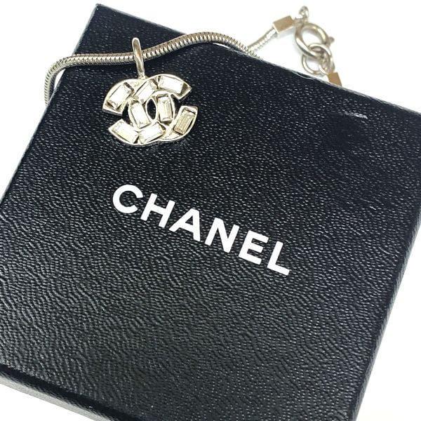 CHANEL/シャネル ブレスレット・バングル ラインストーン ココマーク ブレスレット -  中身または上からの写真