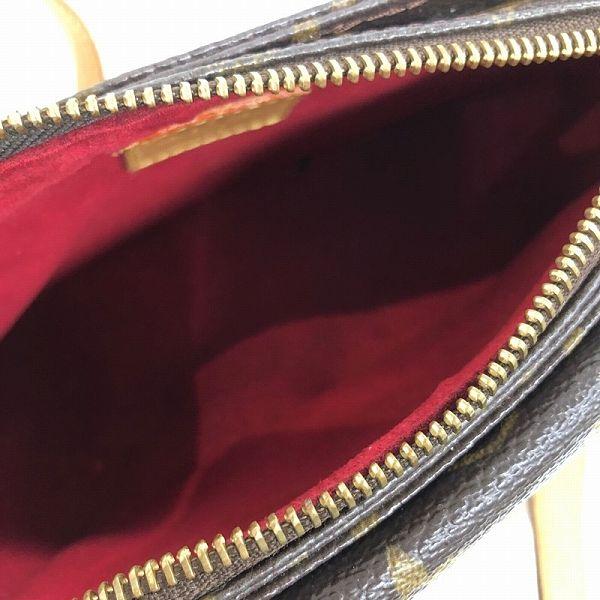 LOUIS VUITTON/ルイヴィトン 袈裟がけショルダーバッグ ヴィバ・シテ PM M51165 モノグラム 中身または上からの写真