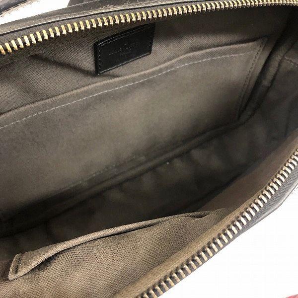 LOUIS VUITTON/ルイヴィトン 袈裟がけ・SDポーチ アンブレール N41288 ダミエ アンフィニ 中身または上からの写真