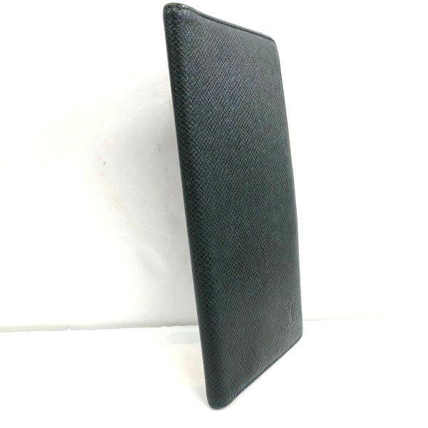 LOUIS VUITTON/ルイヴィトン 札入 財布 ポルトバルール カルトクレディ M3039P タイガ 側面の写真