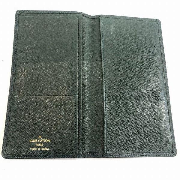 LOUIS VUITTON/ルイヴィトン 札入 財布 ポルトバルール カルトクレディ M3039P タイガ 中身または上からの写真