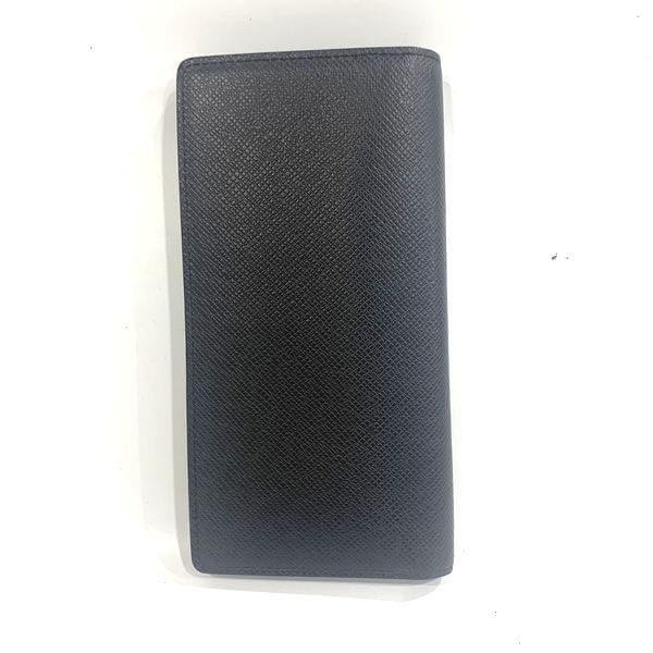LOUIS VUITTON/ルイヴィトン 2つ折り 財布 ポルトフォイユ・ブラザ M30501 タイガ 側面の写真