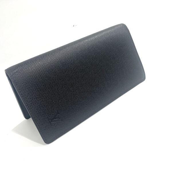 LOUIS VUITTON/ルイヴィトン 2つ折り 財布 ポルトフォイユ・ブラザ M30501 タイガ 裏側の写真