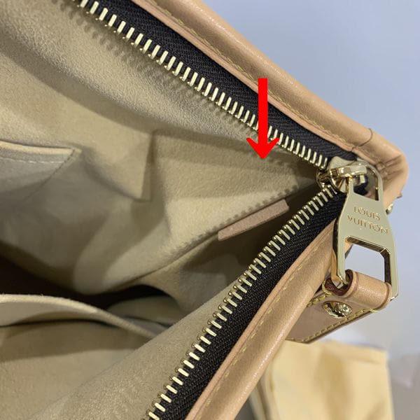 LOUIS VUITTON/ルイヴィトン 2wayバッグ エストレーラ MM M41232 モノグラム シリアルの場所(寄りの画像)