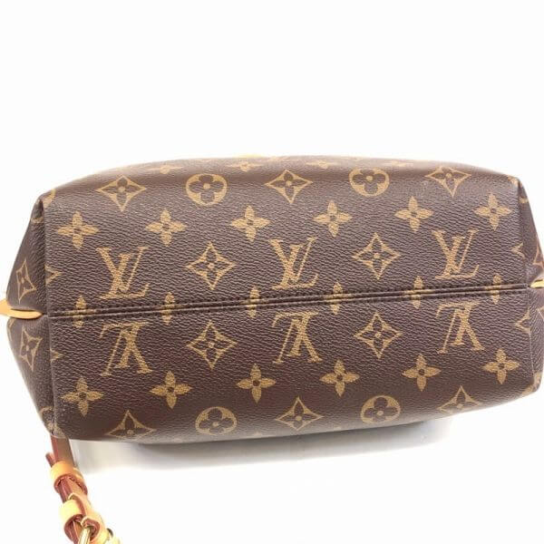 LOUIS VUITTON/ルイヴィトン 2wayバッグ テュレンPM M48813 モノグラム 側面の写真