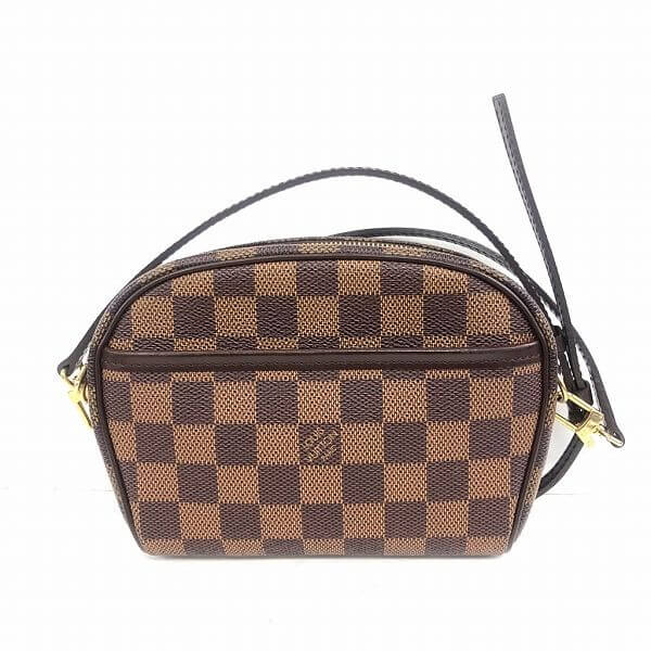 LOUIS VUITTON/ルイヴィトン ポーチ・ポシェット ポシェット イパマネ N51296 ダミエ 全体の写真