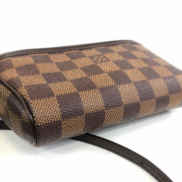 LOUIS VUITTON/ルイヴィトン ポーチ・ポシェット ポシェット イパマネ N51296 ダミエ 側面の写真