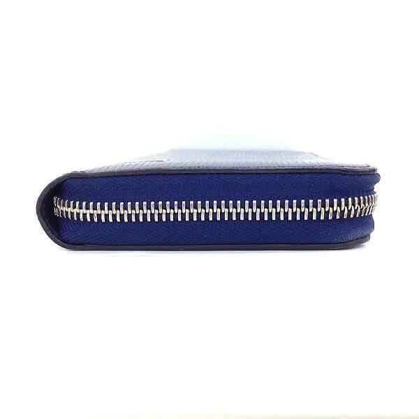 LOUIS VUITTON/ルイヴィトン ラウンドファスナー 財布 ジッピーウォレット M61873 エピ 側面の写真