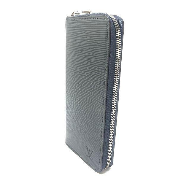 LOUIS VUITTON/ルイヴィトン ラウンドファスナー 財布 ジッピーウォレット・ヴェルティカル  M60965 エピ 側面の写真