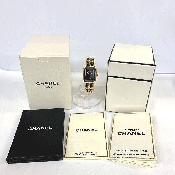 CHANEL/シャネル その他時計 シャネル プルミエール H0001 腕時計 レディース  H0001 プルミエール 中身または上からの写真