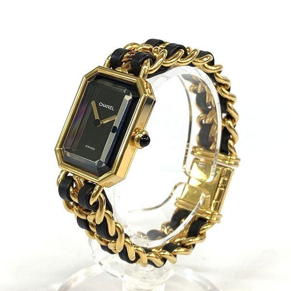 CHANEL/シャネル その他時計 シャネル プルミエール H0001 腕時計 レディース  H0001 プルミエール 側面の写真