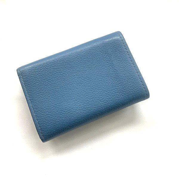 LOUIS VUITTON/ルイヴィトン 3つ折り 財布 ポルトフォイユ・ロック三二 M67861  裏側の写真