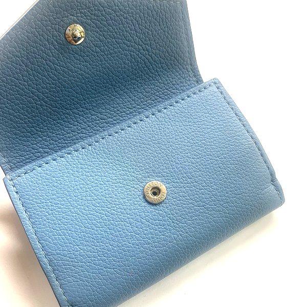 LOUIS VUITTON/ルイヴィトン 3つ折り 財布 ポルトフォイユ・ロック三二 M67861  中身または上からの写真